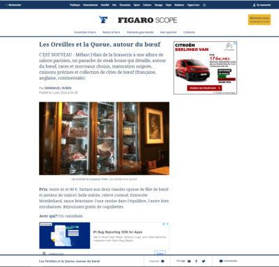 Reportagem Figaro